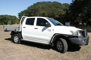 4x4 SR 3.0L T Diesel Manual Double Cab C/C The Gardens Darwin City Preview