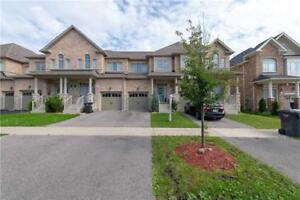 Absolutely Spectacular Open Concept 3 Bedrm Freehold Townhome