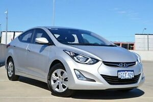 2015 Hyundai Elantra MD3 Active Silver 6 Speed Sports Automatic Sedan Midland Swan Area Preview