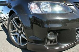 2011 Holden Commodore VE II SV6 Black 6 Speed Sports Automatic Sedan Hillcrest Logan Area Preview