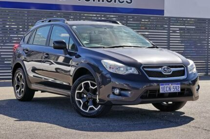 2012 Subaru XV G4X MY12 2.0i Lineartronic AWD Grey 6 Speed Constant Variable Wagon Maddington Gosnells Area Preview