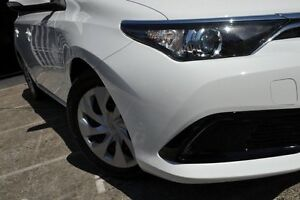 2015 Toyota Corolla ZRE182R MY15 Ascent White 7 Speed CVT Auto Sequential Hatchback Mosman Mosman Area Preview