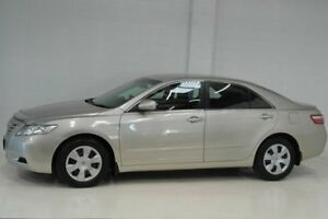 2007 Toyota Camry ACV40R Altise Beige 5 Speed Automatic Sedan