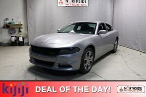 2017 Dodge Charger AWD SXT Heated Seats,  Bluetooth,  A/C,