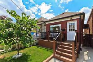 Immaculate 2+ 1 Detached Bungalow For Sale Near Dufferin/Rogers!
