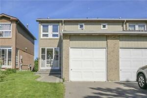 3 Bed Semi-Det. Home, Finished Bsmt W/Large Study