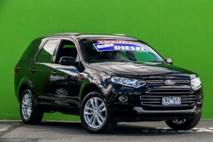 2012 Ford Territory SZ TS Seq Sport Shift Black 6 Speed Sports Automatic Wagon Ringwood East Maroondah Area Preview