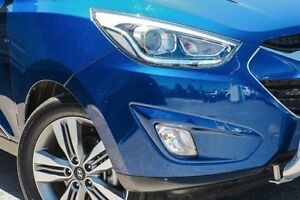 2014 Hyundai ix35 LM3 MY14 Highlander AWD Blue 6 Speed Sports Automatic Wagon Bayswater Bayswater Area Preview