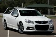 2015 Holden Ute VF MY15 SS V Ute White 6 Speed Manual Utility West Gosford Gosford Area Preview