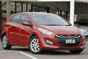 2013 Hyundai i30 GD2 Active Red 6 Speed Sports Automatic Hatchback Christies Beach Morphett Vale Area Preview
