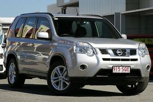 2012 Nissan X-Trail T31 Series IV ST 2WD Silver 1 Speed Constant Variable Wagon Springwood Logan Area Preview