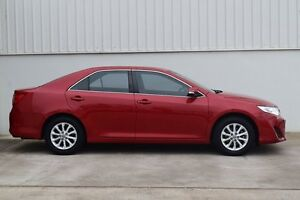 2012 Toyota Camry ASV50R Altise Red 6 Speed Automatic Sedan South Maitland Maitland Area Preview
