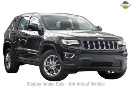 2015 Jeep Grand Cherokee WK MY15 Laredo Brilliant Black 8 Speed Sports Automatic Wagon Chatswood West Willoughby Area Preview