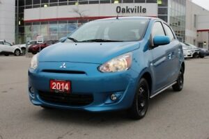 2014 Mitsubishi Mirage SE w/ Bluetooth & Winter Tires