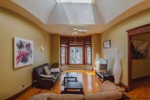 1 Chambre - 6 1/2 - Plateau Mont-Royal