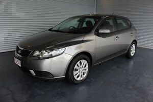 2011 Kia Cerato TD MY12 S Grey 6 Speed Manual Hatchback Parramatta Park Cairns City Preview