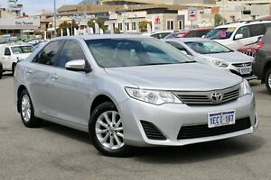 2012 Toyota Camry ASV50R Altise Silver Pearl 6 Speed Sports Automatic Sedan Northbridge Perth City Area Preview