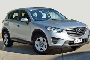 2016 Mazda CX-5 KE1072 Maxx SKYACTIV-Drive Silver 6 Speed Sports Automatic Wagon Kedron Brisbane North East Preview