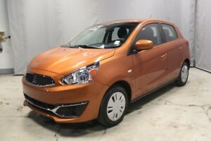 2018 Mitsubishi Mirage ES AUTOMATIC ES PLUS PACKAGE, AID CONDITI