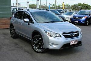 2011 Subaru XV G4-X MY12 2.0i-S AWD Silver 6 Speed Manual Wagon Wakerley Brisbane South East Preview