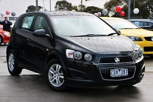 2012 Holden Barina  Black Automatic Hatchback Cranbourne Casey Area Preview
