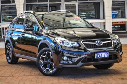 2012 Subaru XV G4X MY12 2.0i-S Lineartronic AWD Black 6 Speed Constant Variable Wagon Melville Melville Area Preview