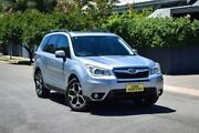 2012 Subaru Forester S4 MY13 2.5i-S Lineartronic AWD Silver 6 Speed Constant Variable Wagon Medindie Walkerville Area Preview