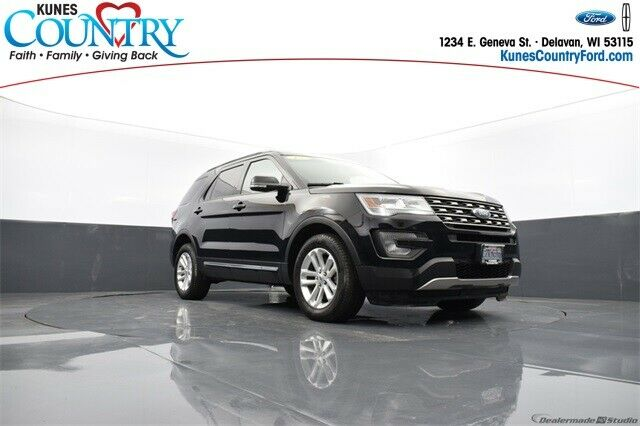 2017 Ford Explorer XLT Shadow Black 4D Sport Utility - Shipping Available!
