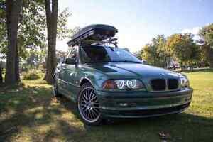 1999 BMW 328I Sedan