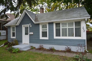 Two bedroom house in great location!