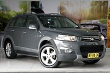 2011 Holden Captiva CG Series II Grey 6 Speed Sports Automatic Wagon Liverpool Liverpool Area Preview