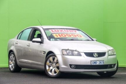 2006 Holden Calais VE V Silver 5 Speed Sports Automatic Sedan Ringwood East Maroondah Area Preview