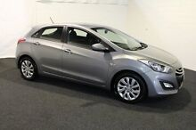 2014 Hyundai i30 GD MY14 Active Hyper Silver 6 Speed Automatic Hatchback Derwent Park Glenorchy Area Preview