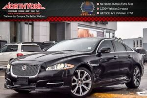 2015 Jaguar XJ Premium Luxury AWD|Sunroof|Nav|Meridian|BackUpCam