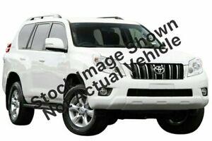 2013 Toyota Landcruiser Prado KDJ150R GXL White 6 Speed Manual Wagon Maddington Gosnells Area Preview