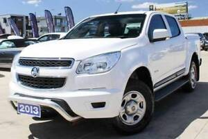 From $93 per week on finance* 2013 Holden Colorado LX Coburg Moreland Area Preview