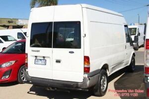 2003 Ford Transit VH Turbo Diesel 5 Speed Manual