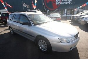2003 Holden Commodore VY II Executive Silver 4 Speed Automatic Wagon Kingsville Maribyrnong Area Preview