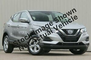 2019 Nissan Qashqai J11 Series 2 ST X-tronic Silver 1 Speed Constant Variable Wagon Ravenhall Melton Area Preview