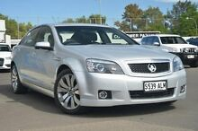 2011 Holden Caprice WM II V Silver 6 Speed Sports Automatic Sedan Nailsworth Prospect Area Preview