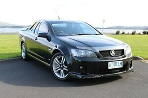 2008 Holden Ute VE SS Black 6 Speed Manual Utility Invermay Launceston Area Preview