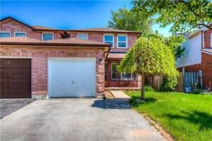 3BR 4WR Link in Oakville near Eighth Line & Upper Middle Rd