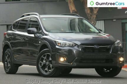 2018 Subaru XV G5X MY18 2.0i Lineartronic AWD Dark Grey 7 Speed Constant Variable Wagon Osborne Park Stirling Area Preview