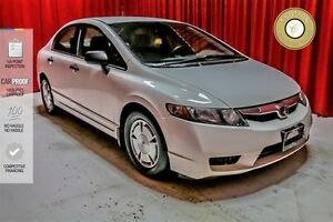2010 Honda Civic CRUISE! KEYLESS ENTRY! REAR HEATING!