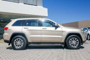 2014 Jeep Grand Cherokee WK MY2014 Laredo Beige 8 Speed Sports Automatic Wagon