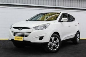 2012 Hyundai ix35 LM MY12 Active White 6 Speed Sports Automatic Wagon Canning Vale Canning Area Preview