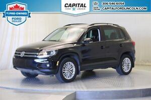 2015 Volkswagen Tiguan **New Arrival**