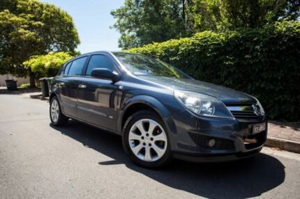 2009 Holden Astra AH MY09 CD Blue 5 Speed Manual Hatchback Hove Holdfast Bay Preview