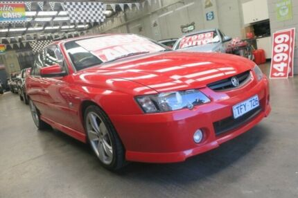 2004 Holden Commodore VY II SS 4 Speed Automatic Sedan Mordialloc Kingston Area Preview