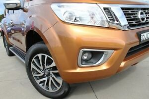 2015 Nissan Navara NP300 D23 ST-X (4x4) Gold 7 Speed Automatic Dual Cab Utility Greenacre Bankstown Area Preview